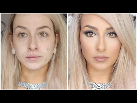 Tutorial: Flawless full Coverage Foundation