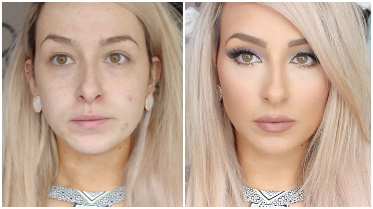 long lasting, flawless full coverage foundation routine ...