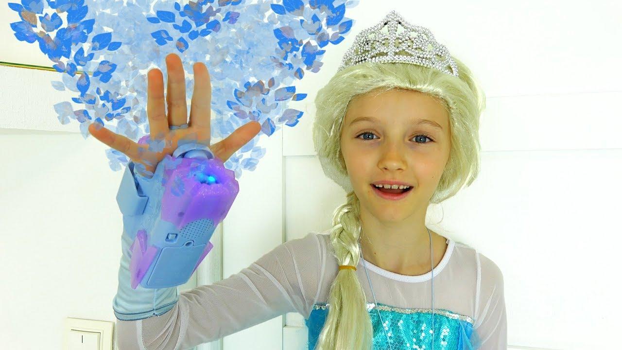 Полина и волшебная перчатка