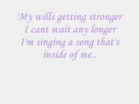 Christina Millian Believer Lyrics