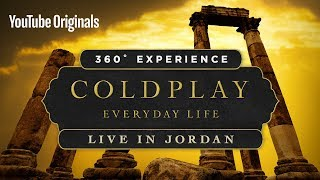 Join Coldplay in Jordan with 360