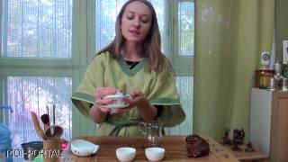 видео Белый чай