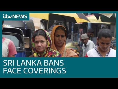 Sri Lanka warns of terror threat from 'military' jihadis | ITV News