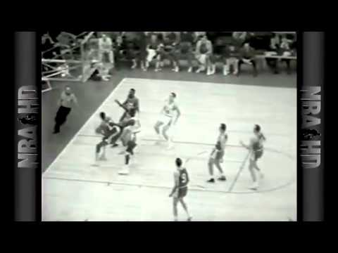 NBA All Star Game 1962 TOP 10