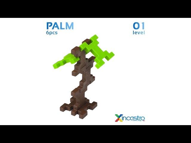 INCASTRO | Level 1 | Palm