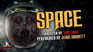 """""""Space"""" Creepypasta 💀 Scary Stories Horror Audiobook - Chilling Tales for Dark Nights"""