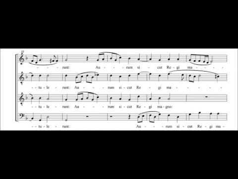 Jacobus Gallus - Ab oriente venerunt magi