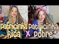 Download PATRICINHA RICA  X  PATRICINHA POBRE  by Ashley