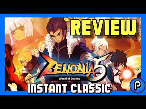 Zenonia 5 Gameplay Review - Android iOS