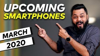 Top 10+ Best Upcoming Mobile Phone Launches in March 2020 ⚡⚡⚡