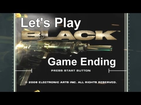 Final Level (HD) Let's Play Black: Level 8 - Spetriniv Gulag