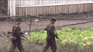 فرار جندي كوري شمالي نحو الجارة الجنوبية   17-6-2015
