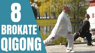 QiGong bei Bewegungsstörung mit Keep Moving | #Qigong der 8 Kostbarkeiten aus den #GärtenderWelt