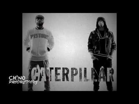 Royce da 59 Caterpillar Instrumental feat Eminem, King Green