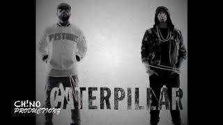 Royce da 59- Caterpillar Instrumental (feat. Eminem, King Green)