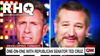 Chris Cuomo ANNIHILATES Ted Cruz In Heated Interview
