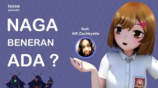 [ceritakita] NAGA BENERAN ADA ? - BANGKITNYA ANIME INDONESIA || VTUBER PODCAST
