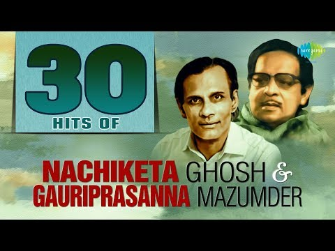 Top 30 Hits Of Nachiketa Ghosh & Gauri Prasanna Mazumder | HD Stogs | One Stop Jukebox