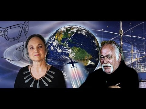 "Elana Freeland & Billy Hayes ""Space Fence Lockdown"""