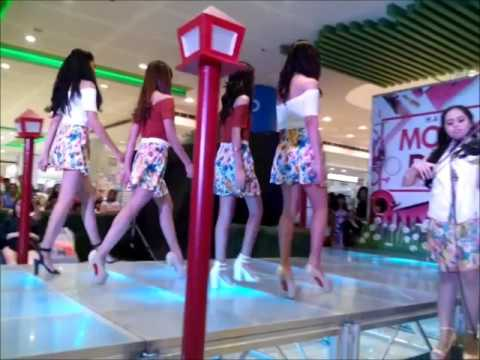 TCMI Fashion Academy Like Mother Runway Fashion Show SM City San Mateo Part 1