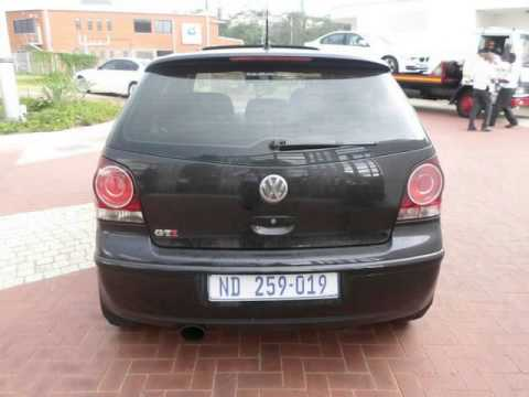 2007 VOLKSWAGEN POLO GTI 1.8T (M) Auto For Sale On Auto Trader South Africa