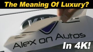 What Is A Luxury Car? Can A Kia Compete?