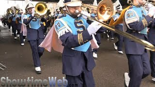 Marching Bands of The Femme Fatale Parade - 2018 Mardi Gras