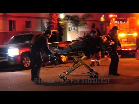Man Shot Twice At Apartment Complex In La Habra