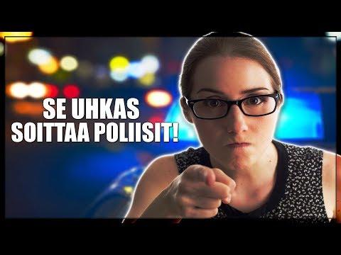 SE UHKAS SOITTAA POLIISIT VÄÄRINKÄSITYKSEN TAKIA....