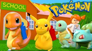 Download LEGO POKEMON BACK TO SCHOOL (compilation) Mp3 and Videos