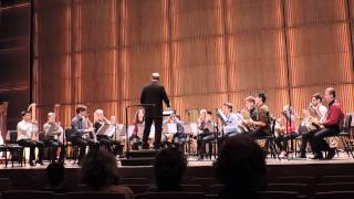 Amsterdam Saxophone Ensemble-Excerpt from 1st Mov. Symphonie Fantastique by Berlioz