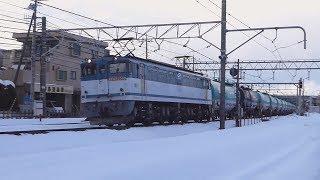 【EF65】高崎線貨物列車  宮原通過④