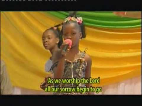 Destined kids---As we worship the LORD
