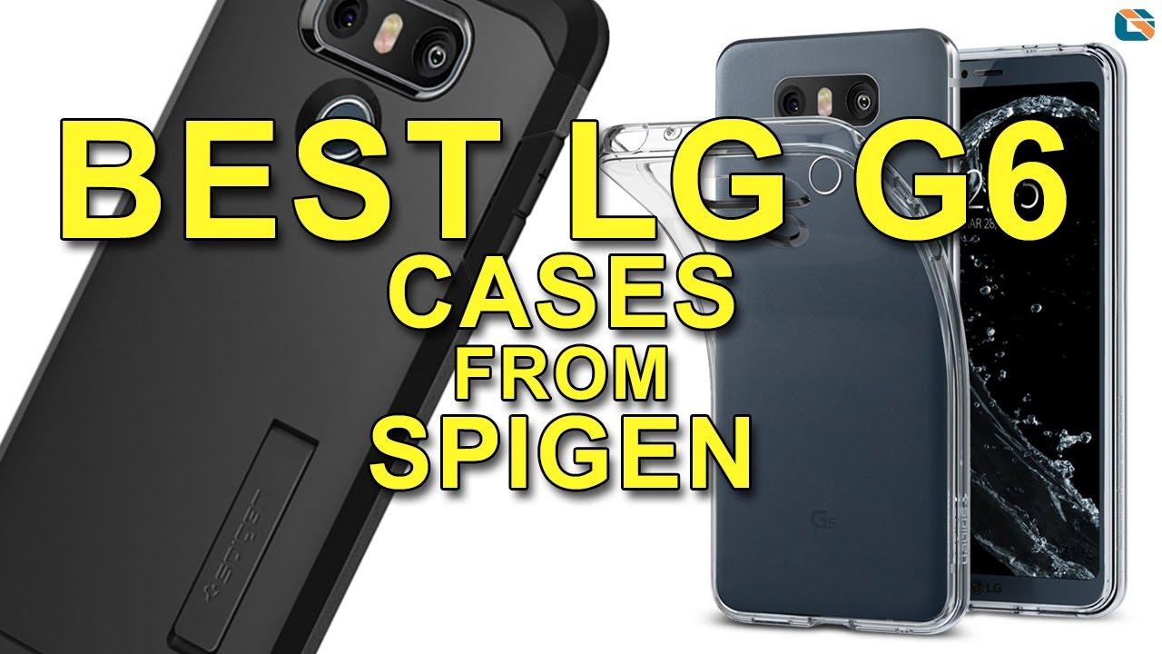 brand new 8fc79 cee22 Best LG G6 Cases from Spigen #LGG6