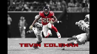 Tevin Coleman 17-18 Highlights