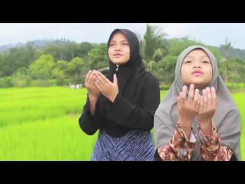 Doa untuk ibu dan ayah -Puteri An-Nadwah FT Sanizah Natasyah