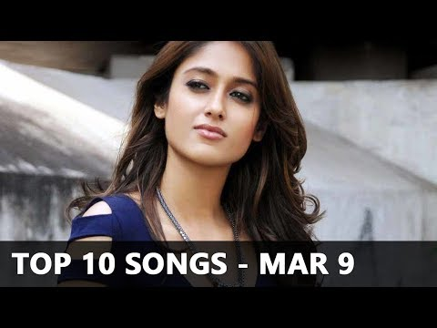 Top 10 Bollywood Songs of the Week (Radio Mirchi Charts) - Mar 9, 2018