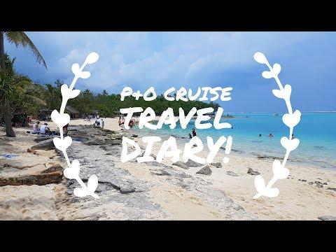 TRAVEL DIARY VANUATU & NEW CALEDONIA! (P&O CRUISE)