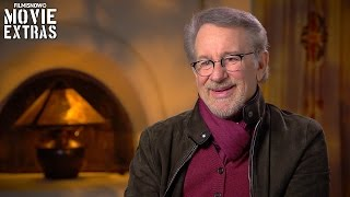The BFG | On-set With Steven Spielberg 'Director/Producer' [Interview]