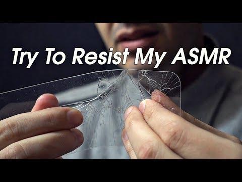 Try To Resist My ASMR