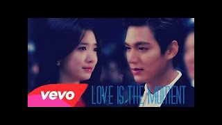 The Heirs OST - Love Is The Moment (Lee Min Ho And Park Shin Hye) [Eng Subs]