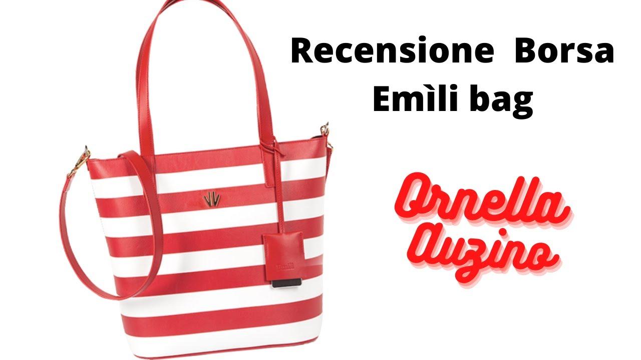 Made Emilìbags Voti Youtube Donne Italy In E Borse Recensione 3 wqIRqr7