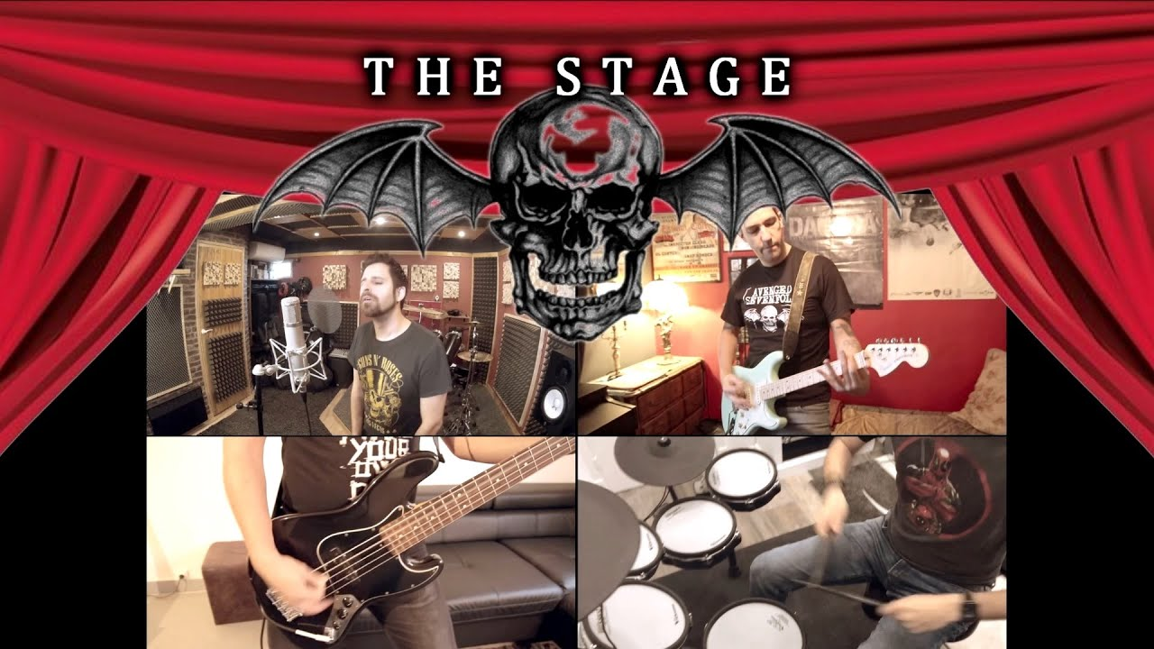 Avenged Sevenfold - The Stage (covered by Xplore Yesterday)