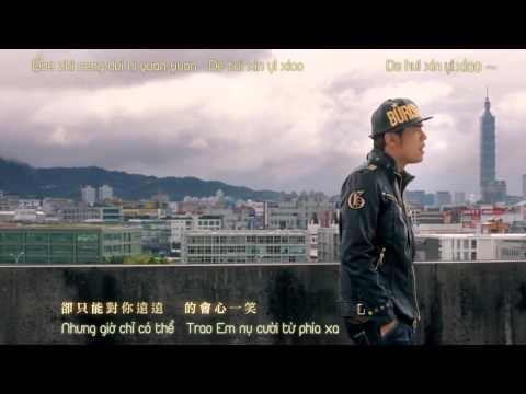 [Vietsub + Kara] Nụ Cười Ngây Ngô - Jay Chou feat Cindy Yen