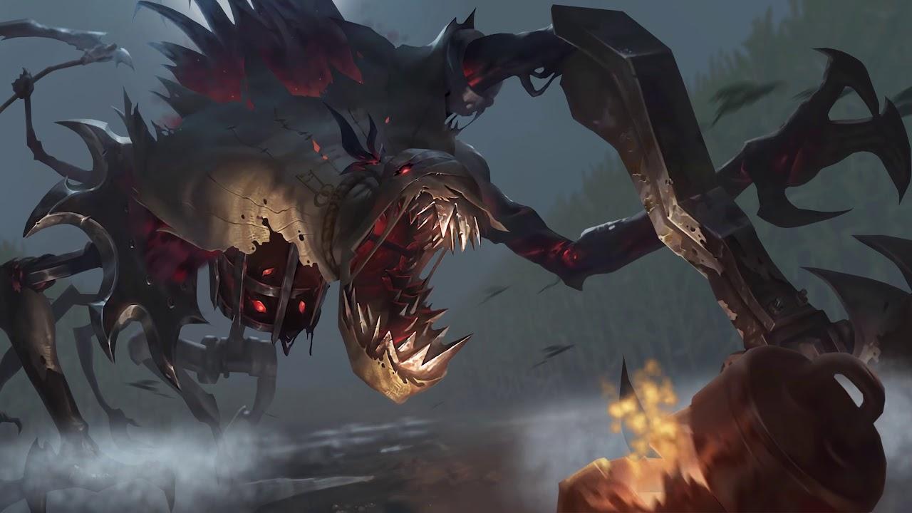 Fiddlesticks Rework League Of Legends Login Screen Youtube