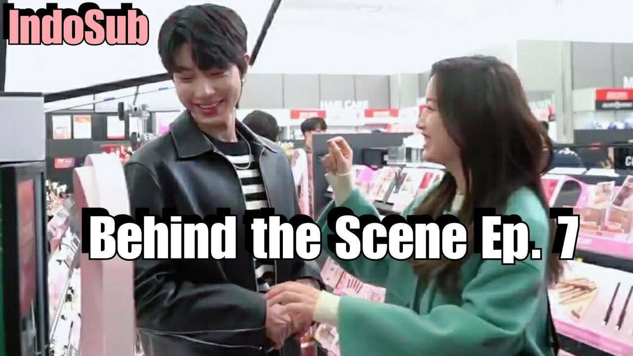 Download [IndoSub] Behind the Scene 'True Beauty' Ep. 7