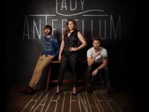 Lady Antebellum Bartender - Lyrics