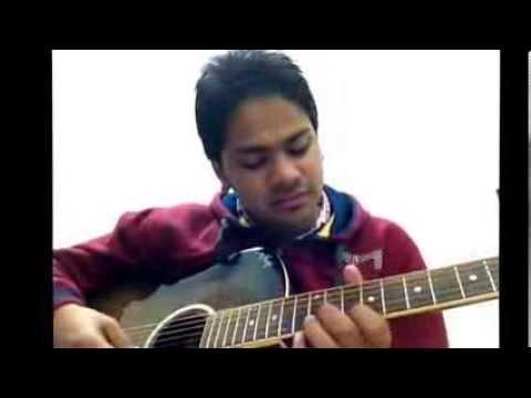 Baarish Yaariyan( Iss dard e dil ki sifarish ) Guitar Cover With GuitarChords- arsh jakhlan