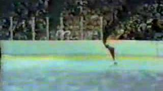 Linda Fratianne - 1980 Winter Olympics Short Program