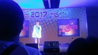 Ozine Fest 2017 TokuSpirits Part 2 - Sailor Star Song (Sailor Moon Sailor Star OP) - Mitsuko Horie